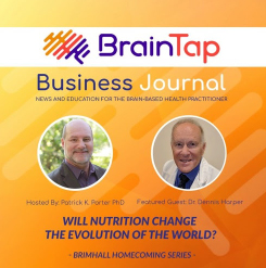 Will Nutrition Change The Evolution Of The World? Listen to the brand new Podcast featuring Dennis Harper, DC!